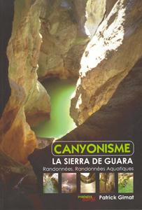 Livre topo canyoning sierra de guara