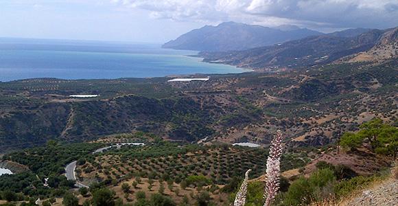 séjour canyons crete